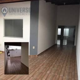 Oportunidade Casa de 2 - quartos, suíte, no Bairro Conceição 2.