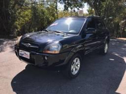 Tucson Gls 2.7 V6 Automatica B.Couro Pneus Novos Multimidia Nova Demais!