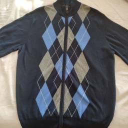 Casaco masculino  tipo jaqueta (semi novo)
