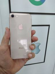 Iphone 8 de 64GB zerado