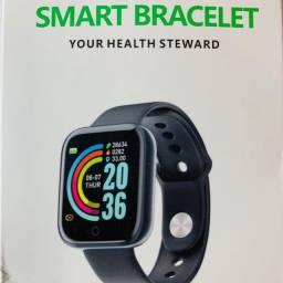 Relógio Smartwatch D20 (NOVO + GARANTIA)