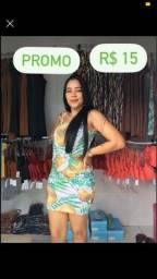 Promoção roupa feminina