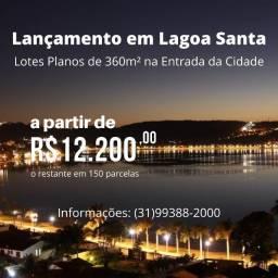 O Mais Esperado Lançamento em Lagoa Santa | Lotes 360m2 | Financiados