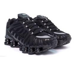 Tênis Nike Shox TLX 12 Molas Refletivo Premium