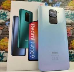 Smartphone Xiaomi Redmi Note 9 / 128 GB - Super Promoção