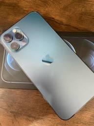 iPhone 12 Promax Azul pacífico