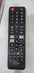 Controle Tv Samsung Smart LE7259