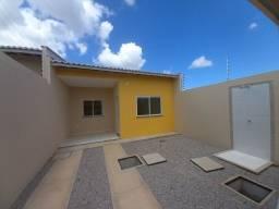 DP casa nova com cerca eletrica de 3 quartos 2 banheiros do lado da sombra