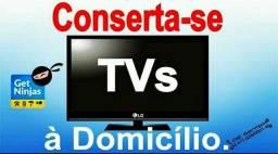 Assistência de TV à domicílio consertos é manutenções.