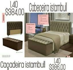 Cabeceira Istambul