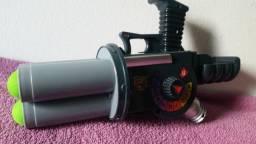Brinquedo Toy Story arma zurg 5 bolas para meninois apartir de 5 anos.