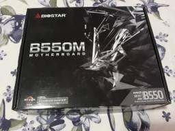 B550MH Biostar