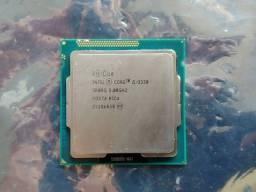 I5 3330 3.0ghz 3 geração lga 1155 com frequencia grafica integrada
