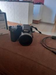 Camera semi profissional Nikon B500