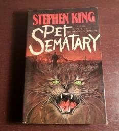 Pet Sematary - Stephen King (1ª Edição Americana, 1ª Impressão Y38)