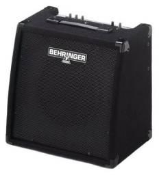 Caixa de som amp behringer