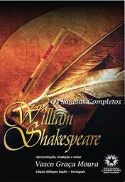 Os Sonetos Completos - William Shakespeare -  Ed. Luxo - Capa Dura