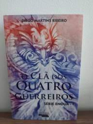 Livro- Clã Dos Quatro Guerreiros