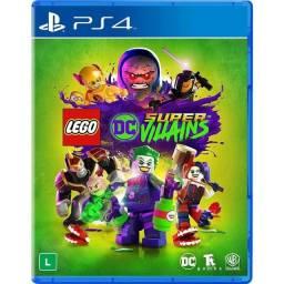 Título do anúncio: Lego DC Super Villans para ps4