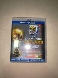 DVD Blu-ray 3D Copa do Mundo FIFA 2010