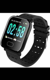 A6 Smart Watch Heart Rate Monitor Bracelet