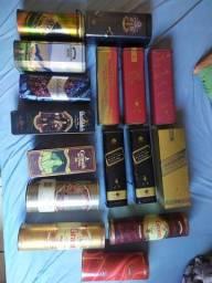 Pack de Case de wisk colecionável (uberaba)