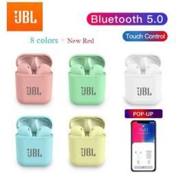 Fone JBL sem fio Bluetooth