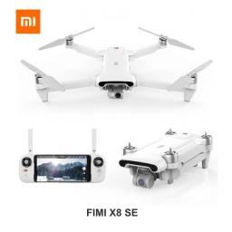 Drone Xiaomi Mi Fimi X8 SE 2020 Kit Câmera Ultra HD 4K Cinza (1Batería)
