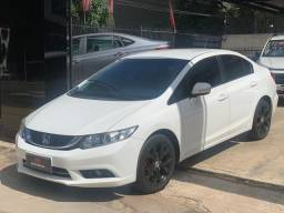 Civic lxr 2015 o mais top de Goiânia