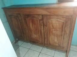 Balcão madeira