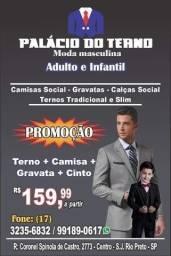 Promoções em Ternos na Palacio do Terno # Ternos a partir de R$ 99,99<br>