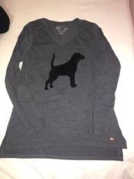 Blusa beagle usada 1x tamanho G - linda