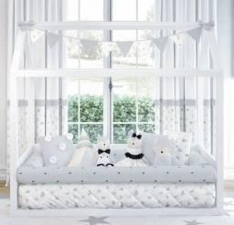 Kit cama/berço montessoriano