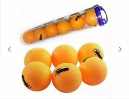 Título do anúncio: Kit Bolas De Ping Pong Com 6 Unidades (bolas Tênis De Mesa)