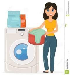 Concerta-se maquinas de lavar