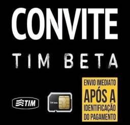 Convite Beta