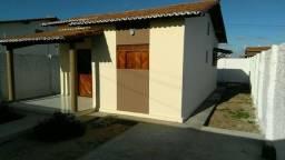 Casa com dois quartos no São Geraldo, Ceará-Mirim. Aceita financiamento. Sem entrada