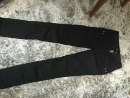 Calça preta Pitt Jeans seminova