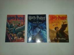 Livros usados - Harry Potter