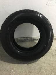 1 Pneu roda 16, numeração 215/80