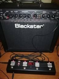 Amplificador Blackstar Tvp 15 + Foot