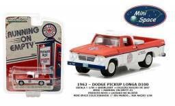 Greenlight 1962 Dodge Pickup Longa D100 (Red Crown) 1/64