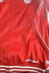 Conjunto Abrigo Sport clube Internacional