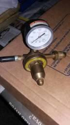 Regulador pressão gas helio R$ 150