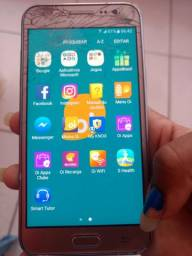 Samsung J5 Leia o anúncio