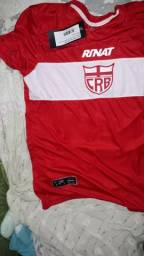Camisa oficial do crb femenina ( P ) 150