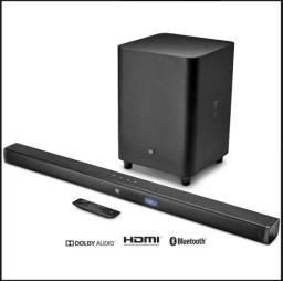 Jbl Soundbar 3.1 wireless /hdmi/usb/Bluetooth /óptical(Nota Fiscal)