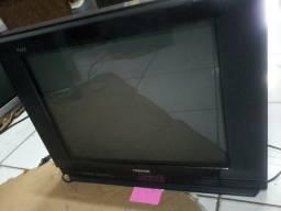 Tv de tubo com garantia de tres meses