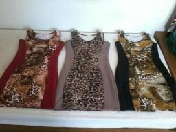 Vende-se kit de 3 vestidos, sapp-98893-3206!