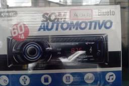 Som automotivo Fm / Bluetooth /Pendrive